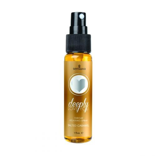 Deeply Love You Kehlenentspannendes Spray - Gesalzenes Karamell