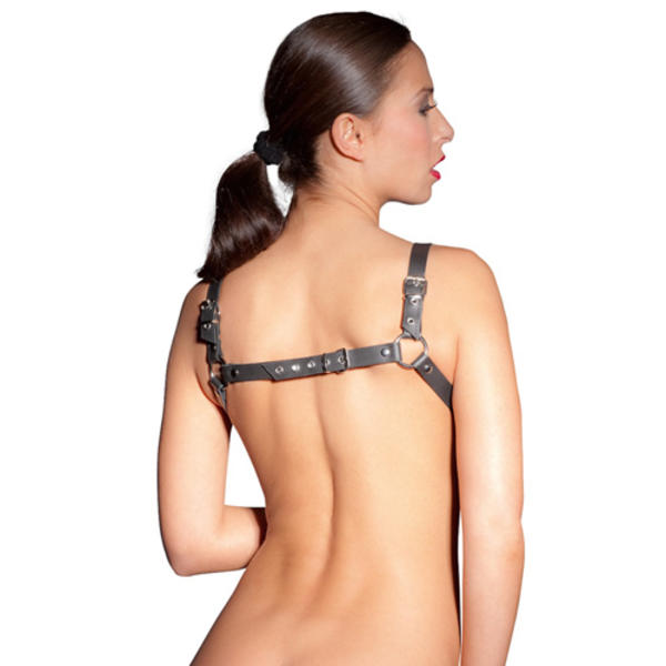 Leder Harness S-L