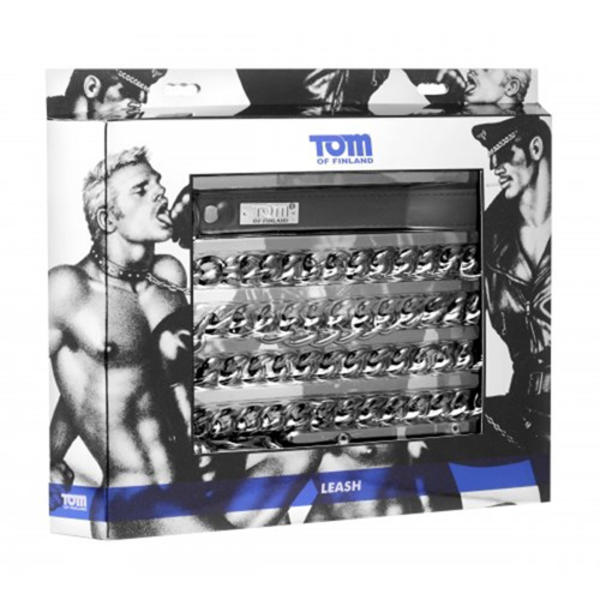 Tom of Finland Kette aus Metall